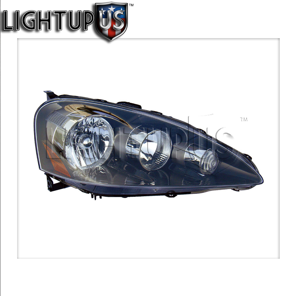 Headlights Headlamps Right Only For 05-06 Acura RSX