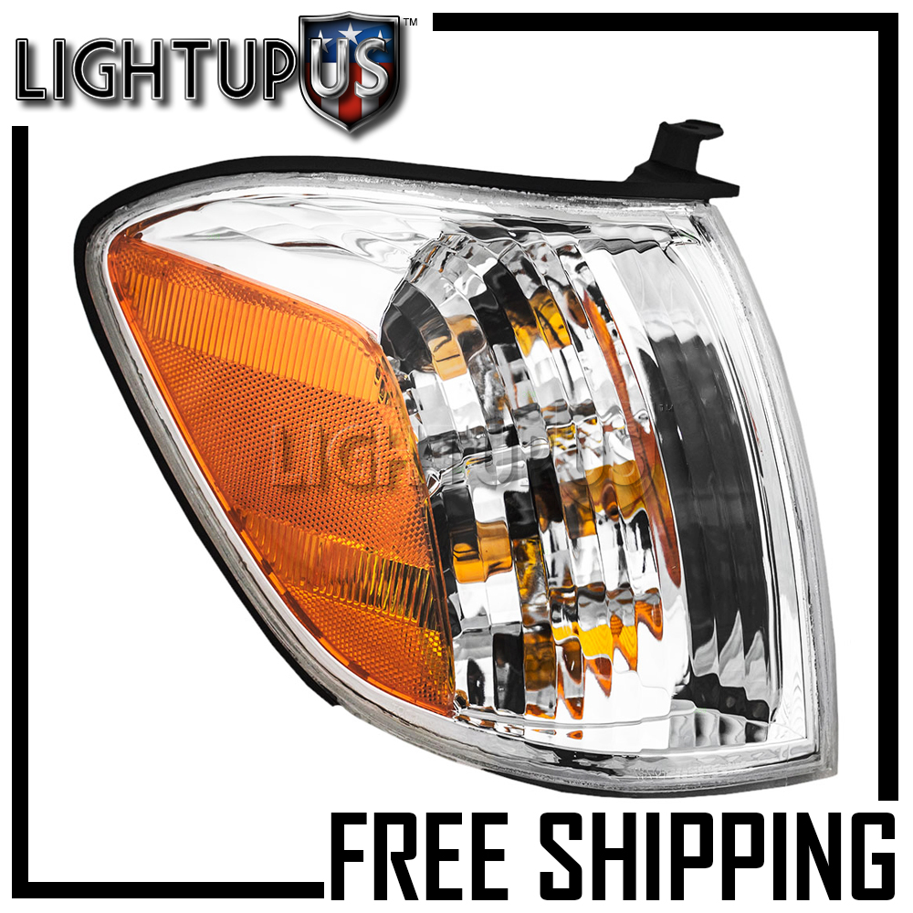 New Front Right Passenger Side Signal Light Assembly For 2005-2006 Toyota Tundra 2005-2007 Sequoia Double Cab TO2531147 815100C030